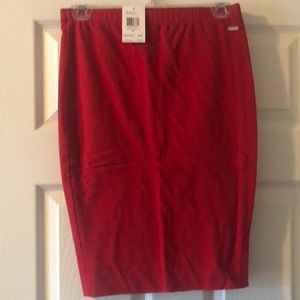 Nwt Guess stretchy pencil skirt size small
